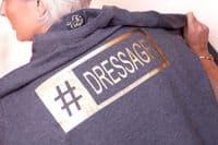 Eliza T Slogan Sweater - Dressage